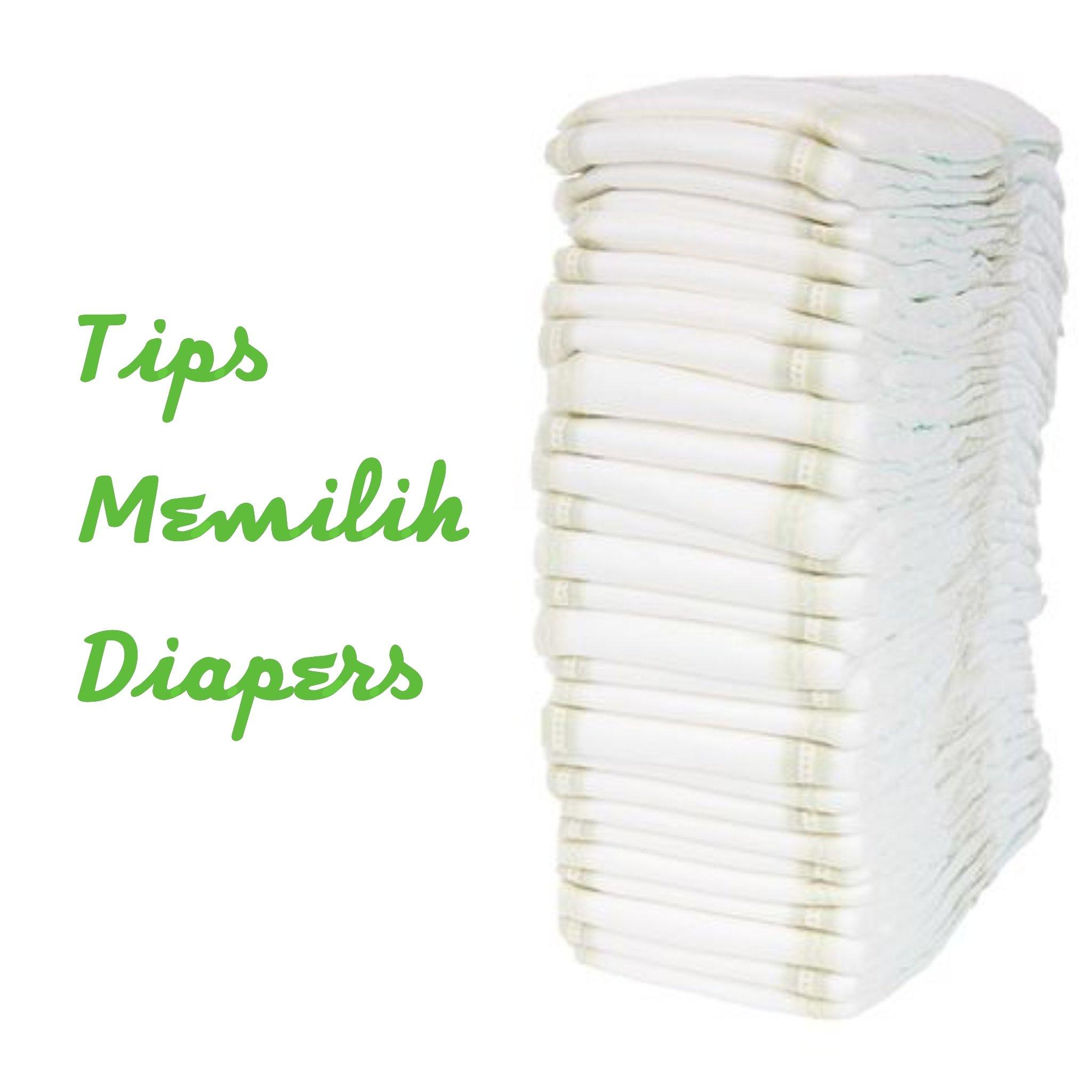 Tips Memilih Diaper yang Nyaman untuk Bayi